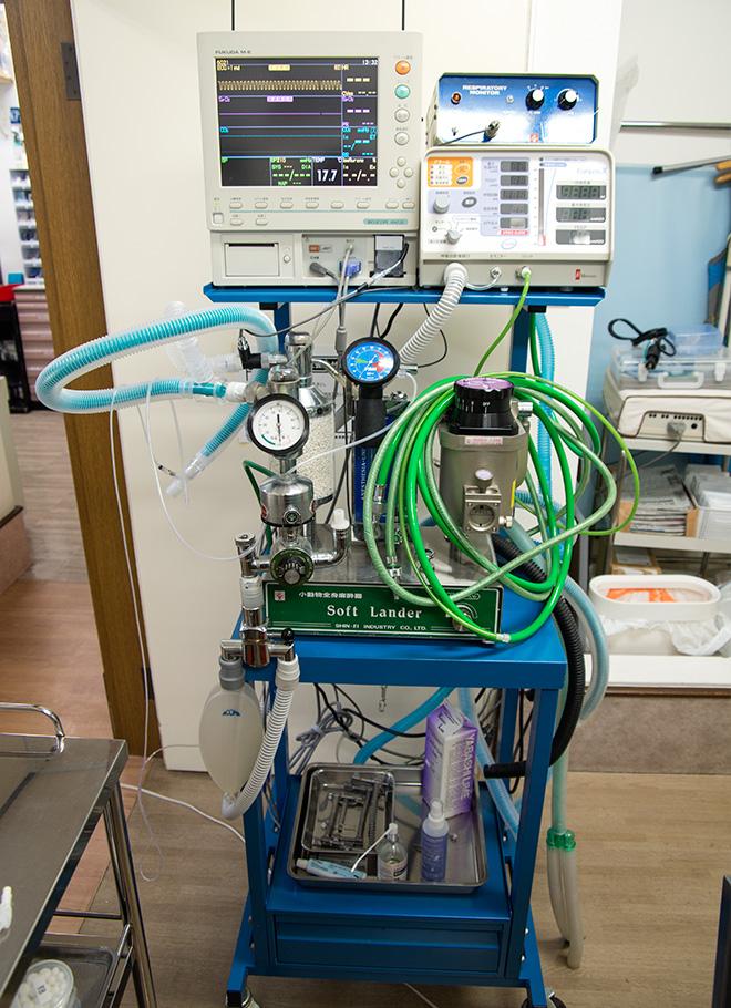 全身麻酔装置