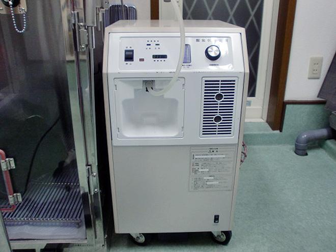 酸素発生器