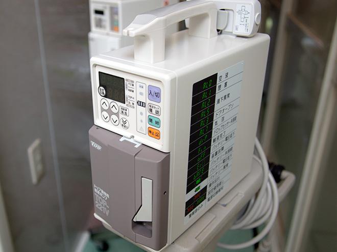 輸血ポンプ