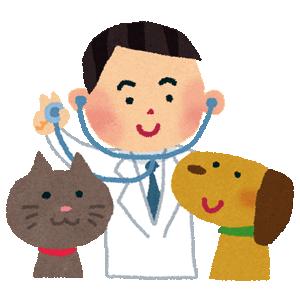 ワンちゃん猫ちゃんに健康診断を!